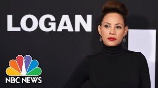 'Logan's' Elizabeth Rodriguez Talks Border Wall, Latinas In Entertainment | NBC News