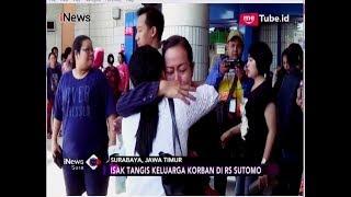 Video Isak Tangis Keluarga Korban Bom Gereja di RS Dr Sutomo Surabaya - iNews Sore 13/05 MP3, 3GP, MP4, WEBM, AVI, FLV Mei 2018