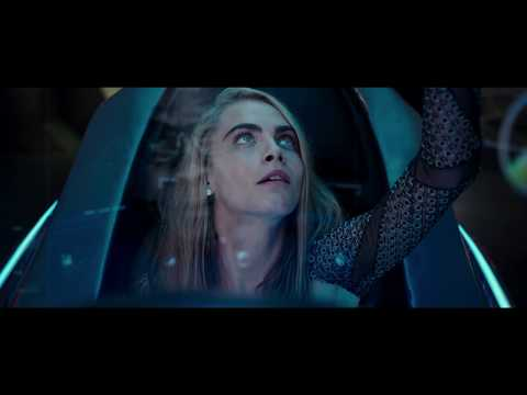 VALERIAN AND THE CITY OF A THOUSAND PLANETS - Find It On 4K UHD, Blu-ray Combo Pack And DVD 11/21!