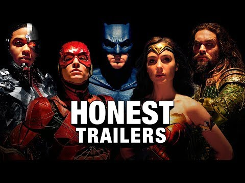 """Honest Trailer - Justice League"""