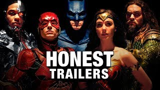 Video Honest Trailers - Justice League MP3, 3GP, MP4, WEBM, AVI, FLV April 2018