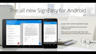SignEasy | Sign documents YouTube video