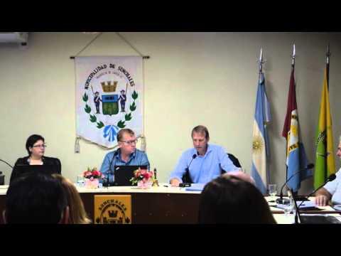 seguridad Gonzalo Toselli apertura concejo municipal 2016