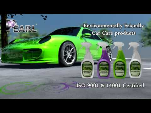 Pearl® Eco-Friendly Waterless Auto Care Products