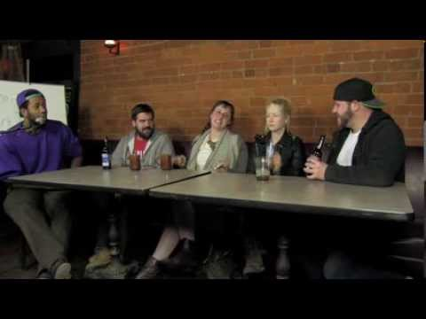 4 Comedians with Spark Tabor - Episode 1 Teaser