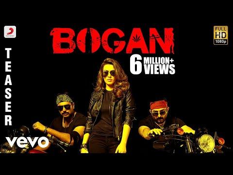 Bogan Movie Teaser HD - Jayam Ravi, Arvind Swami, Hansika