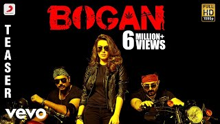 Bogan – Official Tamil Teaser