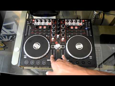 Reloop Terminal Mix 2 Digital DJ Controller Review Video