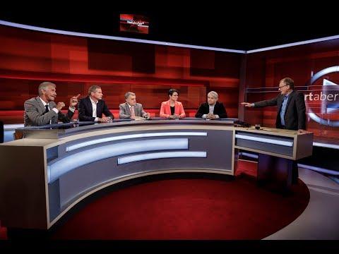 Scharfe Kritik: Plasberg wegen Umgang mit AfD-Politike ...