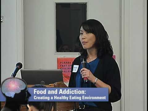 Essen und Sucht: Erstellen eines Healthy Eating Umwelt