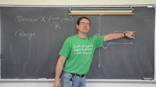 Visually Identifying Key Characteristics Of Graphs.
