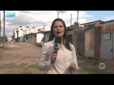 Moradores reclamam da falta de infraestrutura em travessa em Socorro - Balanço Geral Sergipe