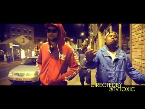 #TOXICTV - 9 Milli Major ft Meridian Dan & Paper Pablo (Bloodline) -