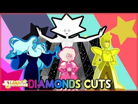 Steven Universe-Diamonds Cuts