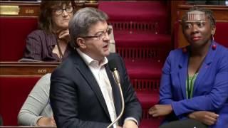 """Video JL Mélenchon : """"Nous ne sommes pas réunis pour gouverner le crime, mais pour le combattre !"""" MP3, 3GP, MP4, WEBM, AVI, FLV Juli 2017"""