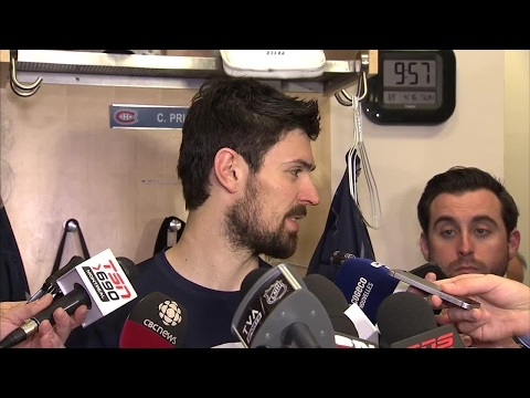 Video: Price: Playoffs are a fun time to play...where you want to be