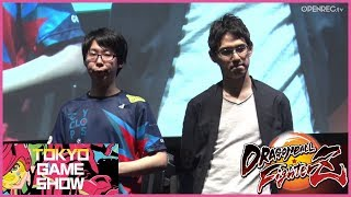 Video DBFZ: GO1 Vs Kaimaato (Worlds Best Vegito) Tokyo Game Show MP3, 3GP, MP4, WEBM, AVI, FLV September 2018