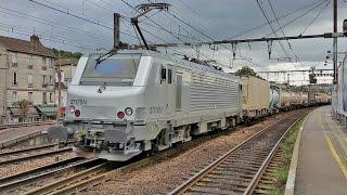 Villeneuve-Saint-Georges France  city images : Trains RER TER INTERCITES TGV et FRET Gare de VILLENEUVE-SAINT-GEORGES