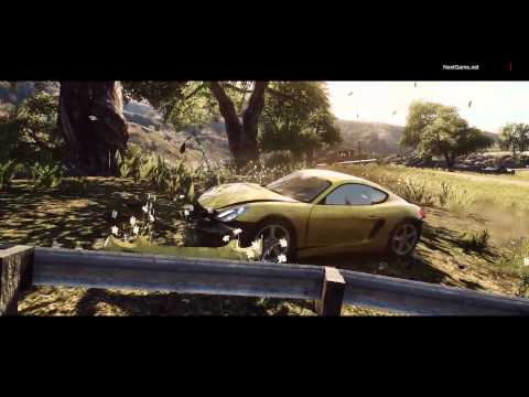 Need for Speed Rivals - Начало Игры (The Beginning) HD [1080p] (PS4)
