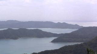 Tatsugo Japan  city photo : The view from Nagakumo-pass. -長雲峠からの眺め-