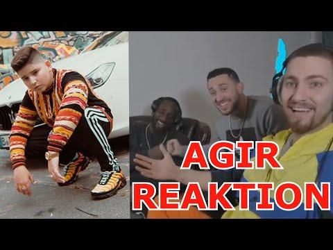 MOIS & MANUELLSEN reagieren auf AGIR ► GANGSTA ◄ (Official Video)