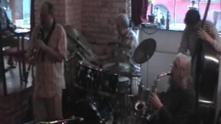 Video Jazz Khonspiracy aneb Tichý Hrubý Schneider + Brabenec