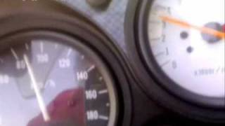 6. MY SUZUKI SV650S (TOP SPEED)
