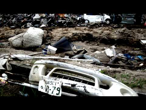 宮城県仙台市若林区荒浜(2011/5/1撮影:写真ス...