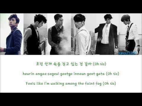 2PM - Go Back [Hangul/Romanization/English] Color & Picture Coded HD видео