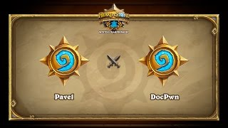 Docpwn vs Pavel, game 1