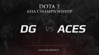 Aces vs DG.cn, game 2