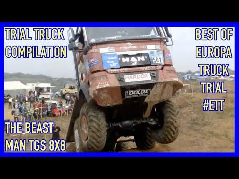 europameisterschaft - Truck Trial Europameisterschaft in Homberg / Nieder-Ofleiden.