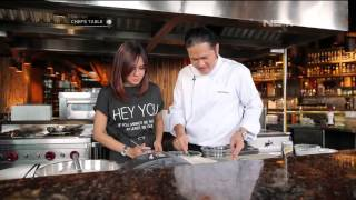 Video Chef's Table - Fish and Chips Ala Angie Ang MP3, 3GP, MP4, WEBM, AVI, FLV Maret 2019