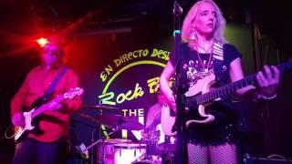 Vargas Blues Band y Vanesa Harbek en España - Santander