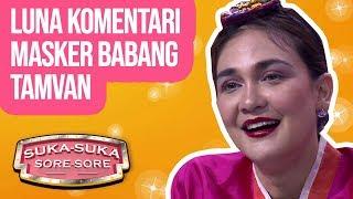 Video Ayu Dewi Dan Luna Maya Bahas Kasus Andika Dan Ayu Ting Ting - Suka Suka Sore Sore (23/1) PART 3 MP3, 3GP, MP4, WEBM, AVI, FLV Maret 2019