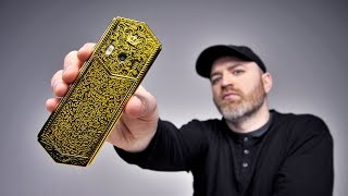 The Most Luxurious Business Phone