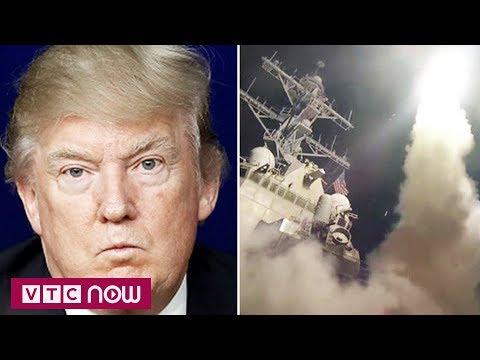 Lý do liên quân Mỹ, Anh, Pháp không kích Syria | VTC1 - Thời lượng: 35 phút.