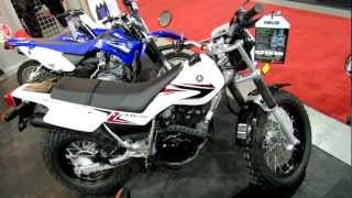 9. 2013 Yamaha TW200 Dual Purpose Bike - 2012 Salon National du Quad - Off road vehicles show