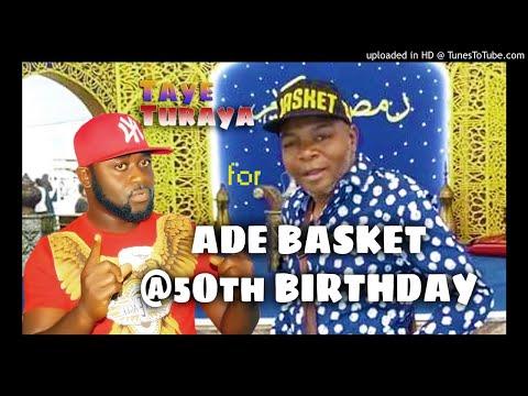 Taye Turaya for Basket @50th Birthday