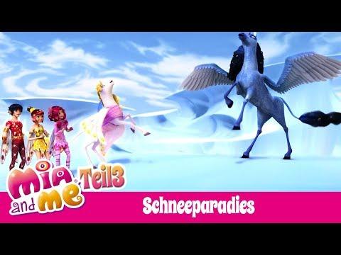 Das Winterschneeparadies - Teil 3 - Mia and me