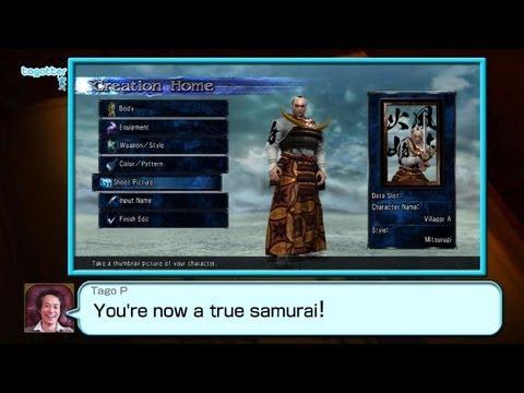 Soulcalibur V - La création de personnages en vidéo