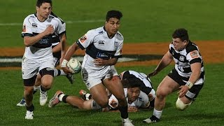 ROUND 4 HIGHLIGHTS: Hawke's Bay v Auckland