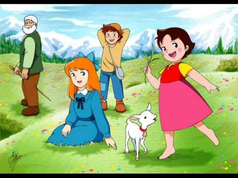 Sigla completa del cartone anni heidi sigle cartoni animati