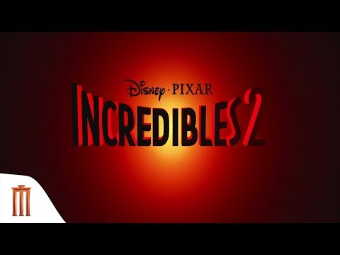 Incredibles 2 - Official Teaser Trailer