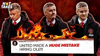 """""""Manchester United Shouldn't Have Hired Ole Gunnar Solskjaer"""" 