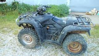 10. Honda Foreman ATV Before and After Valve Adjustment