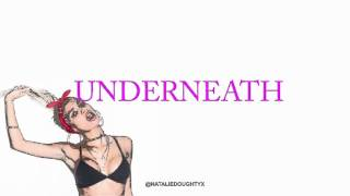 "PIA MIA - UNDERNEATH - ON SOUNDCLOUD (https://soundcloud.com/princesspiamia/underneath)TWITTER - https://twitter.com/nataliedoughtyxPIA MIA""S TWITTER - https://twitter.com/princesspiamiaAll lyrics and animations have been created by me. ONLY just learnt to do this the other day! Really like this song and big fan of Pia Mia! Enjoy!"