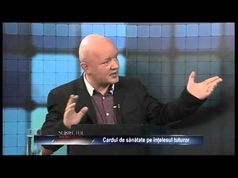 Emisiunea Subiectul zilei – Simona Mihai –  29 ianuarie 2015