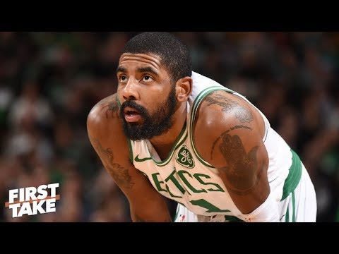 Celtics decision on Kyrie Irving contract splits Max Kellerman, Will Cain & Stephen A. | First Take