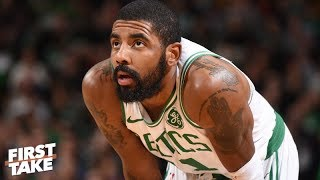 Video Celtics decision on Kyrie Irving contract splits Max Kellerman, Will Cain & Stephen A. | First Take MP3, 3GP, MP4, WEBM, AVI, FLV Desember 2018